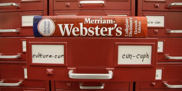Merriam-Webster plans to auction the NFT of its definition of NFT
