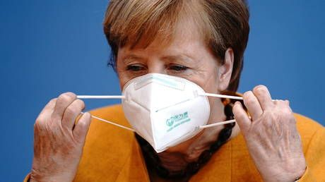Merkel warns economic consequences of Covid pandemic could last years