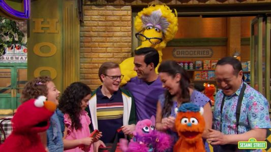 'Sesame Street' episode during Pride Month introduces family with two gay dads