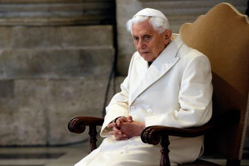 Retired Pope Benedict XVI falls ill after visit to Germany, report says