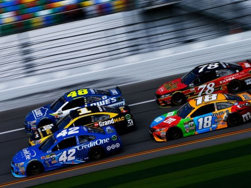 The Nascar exec in charge of sports betting explains his plan to use data to boost gambling and entice younger viewers