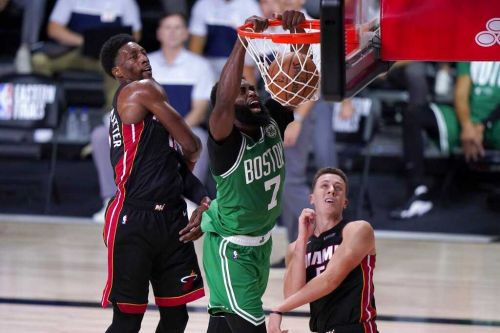Celtics top Heat, cut East finals deficit to 2-1