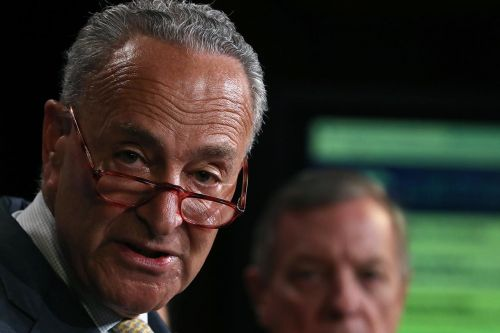 Schumer decries 'awful' conditions at migrant detention facility