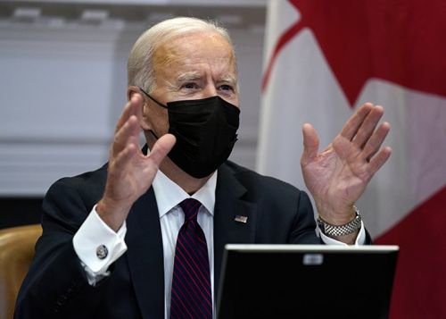 Biden administration sending masks to poor communities