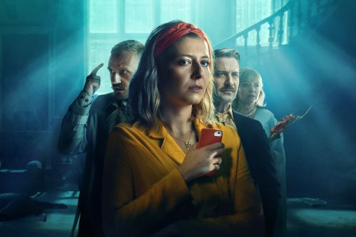 Stream It Or Skip It: 'In for a Murder' on Netflix, a Murder Mystery That Wants to be the Polish 'Knives Out'