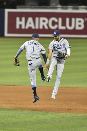 Rays' Kiermaier tests quad, activated from 10-day IL