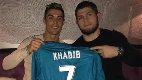 'Of course Khabib is going to win': Cristiano Ronaldo backs his 'brother' Khabib Nurmagomedov to defend title at UFC 254