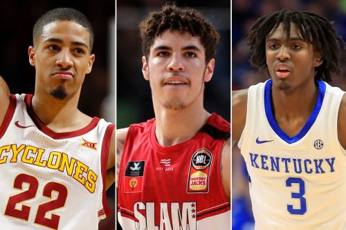 Knicks' NBA draft priority could lead to LaMelo Ball, college studs