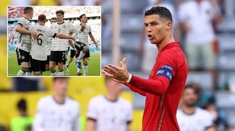 Ronaldo's Portugal routed by Germany in Munich as hosts get Euro 2020 campaign back on track
