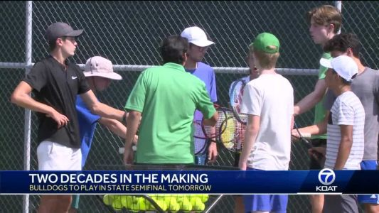 Bulldogs prep for first state semifinal in 20 years