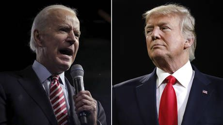 WATCH LIVE: First Biden v Trump 2020 presidential debate