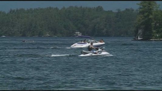 Marine Patrol urges sober boating this holiday weekend