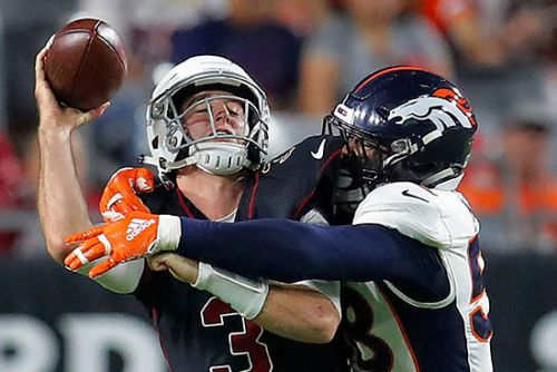 Josh Rosen completely dominated by Broncos' defense
