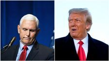 Trump Mocked For Continuing To Harp On Pence For Not Stealing Election