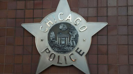 Unmarked CPD vehicle struck by train on Northwest Side; officer hospitalized with non life-threatening injuries