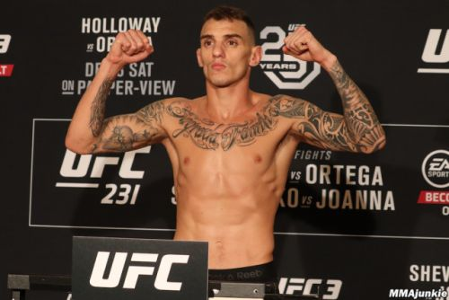 UFC on ESPN+ 12 breakdown: Renato Moicano vs. 'Korean Zombie' yields reluctant pick