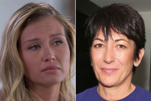 Jeffrey Epstein accuser sues gal pal Ghislaine Maxwell, claims she 'oversaw the process'