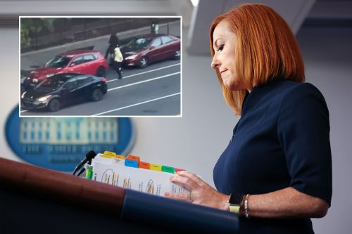 Psaki weighs in on DC shootings after bullets fly near restaurant Biden visited