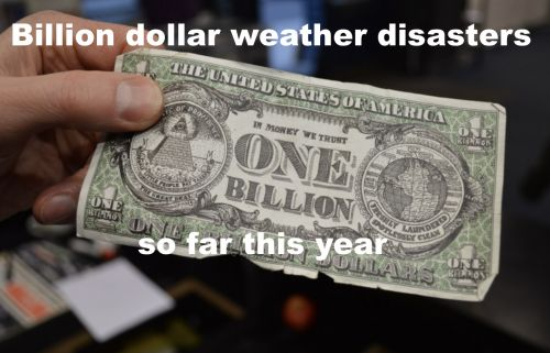 Belski's Blog - Billion dollar weather disasters this year