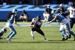 Carolina Panthers could use McCaffrey's help in red zone
