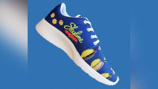 Skyline Chili releases limited-edition sneakers for National Chili Dog Day