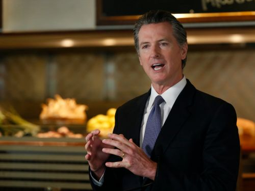 Gavin Newsom wants to send direct payments to Californians from the state's unexpected $75 billion budget surplus
