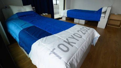 'Like medieval Japan': Tokyo 2020 officials respond to Russian complaints about Olympic living conditions