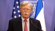 Bolton Warns Iran To Not Mistake U.S. 'Prudence' For Weakness