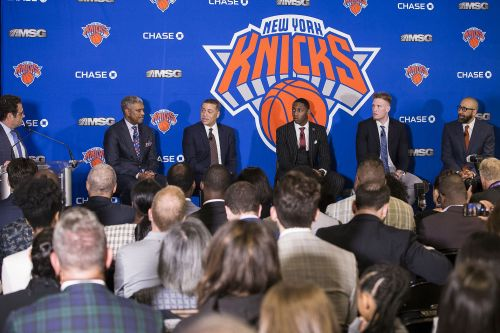 NBA fines Knicks $50,000 for media access violation