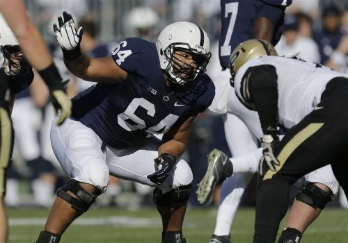 Former Penn State OL John Urschel joins College Football Playoff selection committee