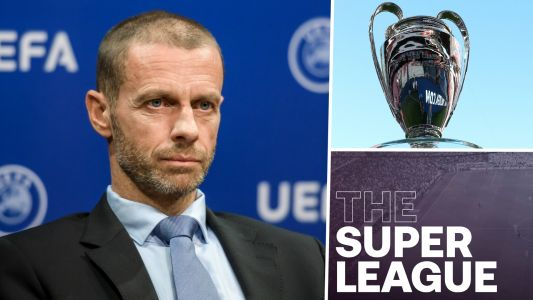 UEFA confirms punishment for Super League clubs; Barca, Real Madrid, Juventus continue to hold out