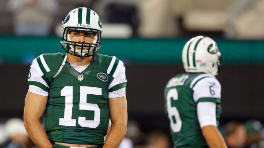 Remembering Tim Tebow's one NFL target, which hit him in the head