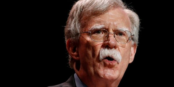 Bolton reportedly was concerned Trump was granting personal favors for authoritarian leaders