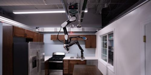 Researchers design virtual environment to spur development of helpful home robots
