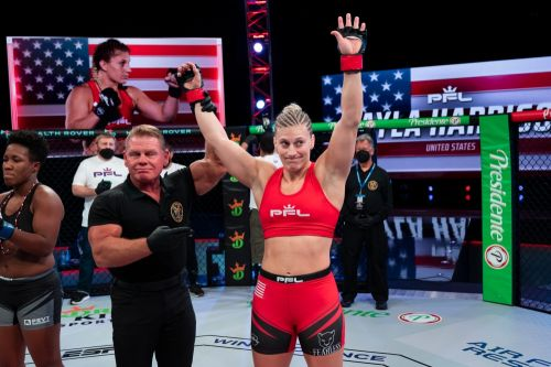 Sean O'Connell: 'Nobody else is going to pay Kayla Harrison what the PFL is paying her'
