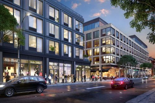 Macklowe, Welsh to develop controversial Key Food project in Park Slope