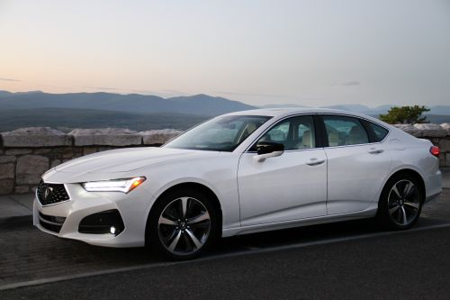 Redesigned TLX proves why Acura is still the best