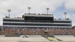 NASCAR suspends Sauter for 1 race for hitting Hill