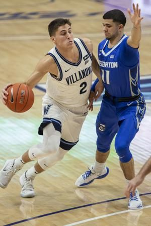 Villanova loses Gillespie to season-ending knee injury