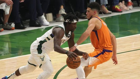 How Devin Booker, Jrue Holiday, Khris Middleton will join Team USA at the Olympics after NBA Finals