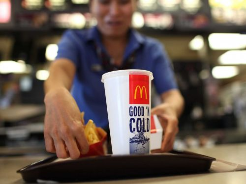 McDonald's worker says a manager pinned her against a wall in a freezer and assaulted her as part of $5 million class-action lawsuit