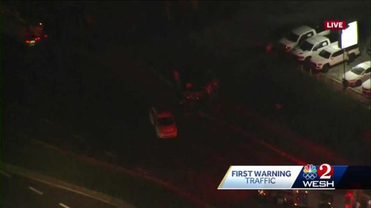 Crash under investigation at Colonial Drive near Forsyth Road in Orlando, officials say