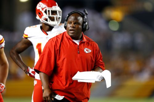 Chiefs coach Eric Bieniemy will get chance to impress Jets again