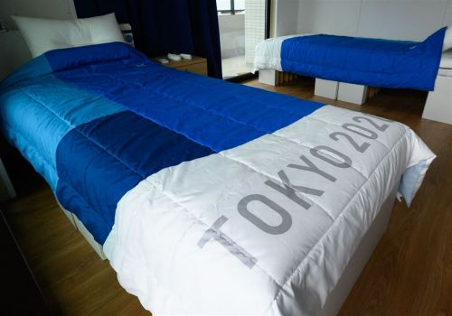 'Anti-Sex' Beds in the Olympic Village? A Social Media Theory is Soon Debunked