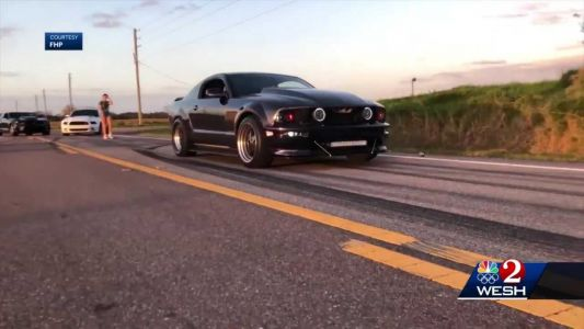 'They think it's a joke': Inside the secret world of illegal street racing in Central Florida
