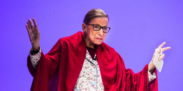 Chief Justice John Roberts mourns the loss of 'cherished colleague' Ruth Bader Ginsburg, describes her as a 'tireless and resolute champion of justice'