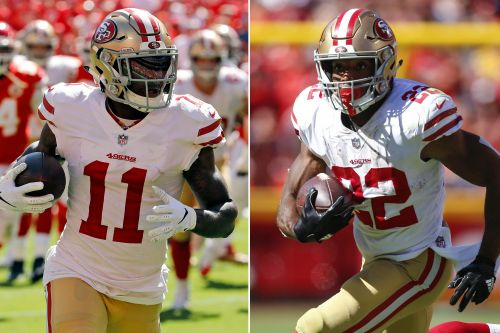 What Jimmy Garoppolo disaster means for other fantasy 49ers