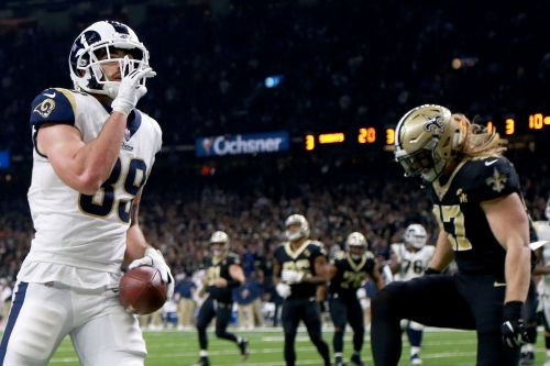 Rams complete remarkable, controversial comeback for Super Bowl berth