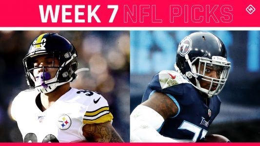NFL picks, predictions against spread Week 7: Steelers stay perfect; 49ers edge Patriots; Packers rebound