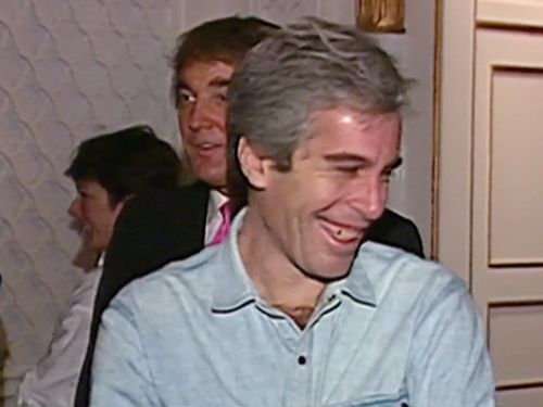 'You kissed me on the lips in front of the paparazzi': New report seems to reveal why NBC was filming Trump and Epstein at 1992 Mar-a-Lago party